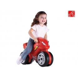STEP 2 Cross czerwony jeździk MOTOCYKL