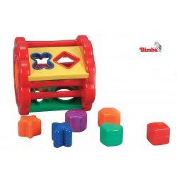 Simba Układanka sorter kształtów Zabawka rolująca