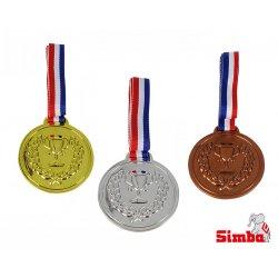 SIMBA Zestaw Medali