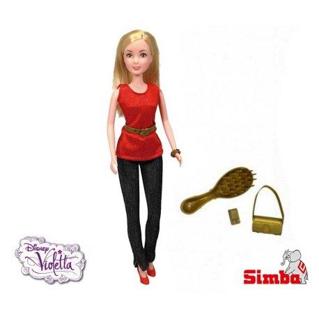 Simba VIOLETTA lalka Ludmiła + akcesoria