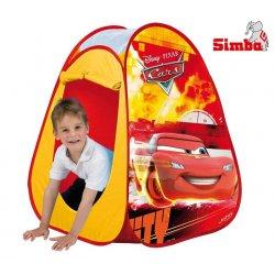 Simba JOHN Namiot Ogrodowy Samorozkładający Cars