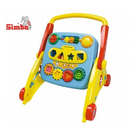 Simba Interaktywny Stolik Chodzik 4w1 Pchacz