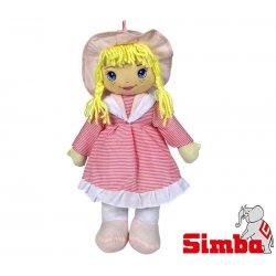 Simba Lalka Szmacianka Dolly Różowa