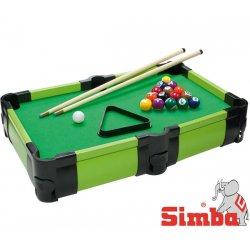 SIMBA Zestaw Billard Stół Do Gry Snooker