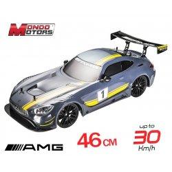 MONDO Mercedes AMG GT3 Ogromny Samochód zdalnie sterowany RC