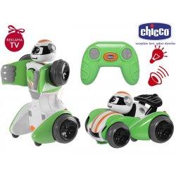 RoboChicco RC - robot i samochód zdalnie sterowany Auto Interaktywny Reklama TV