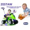 Injusa Wielofunkcyjny pojazd Jeździk Quad Pchacz + Jeżdżący - uciekający kot GRATIS