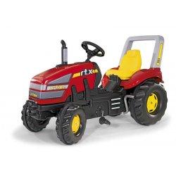 Rolly Toys rollyX-Trac Ogromny traktor z hamulcem i biegami
