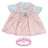 Baby Annabell Ubranko dla lalki Sukienka Niebieska