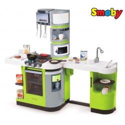 Smoby Zielona Kuchnia Cook Master + Akcesoria