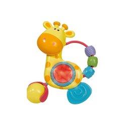 Simba Grzechotka z rączką Żyrafa z światłem i dźwiękiem