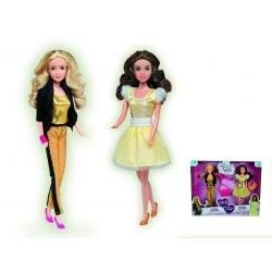 Simba Violetta & Ludmiła Lalki Śpiewające z akcesoriami + Mikrofon Reklama TV