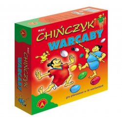 Alexander Chińczyk Warcaby Maxi