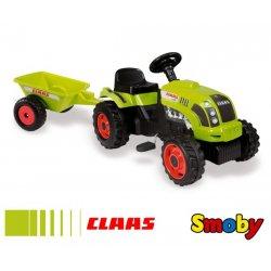 SMOBY Traktor Class z przyczepą