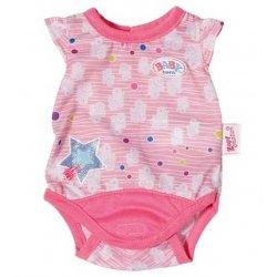 BABY BORN Body różowe ubranko na wieszaczku