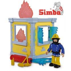 SIMBA Strażak Sam Wieża Treningowa Figurka Akcesoria
