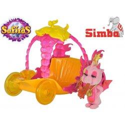 Simba Safiras Kareta z figurką Smok Faxus Reklama TV