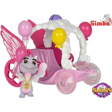 Simba Safiras Kareta z figurką Smok Aura Reklama TV