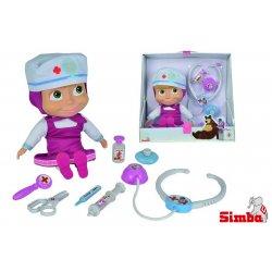 SIMBA Masza Zestaw małego lekarza Doktor