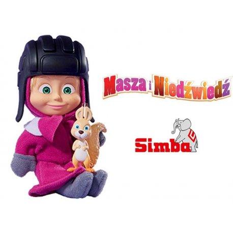 SIMBA Laleczka Masza z Wiewiórką