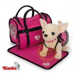 Simba Chi Chi Love Piesek w torbie świecący w ciemności Reklama TV