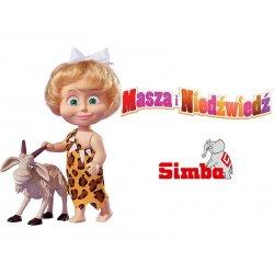 SIMBA Laleczka Masza z Koziołkiem