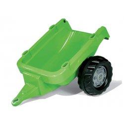 Rolly Toys Przyczepa KID Zielona