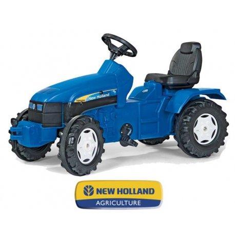 Rolly Toys Traktor New Holland - zabawka rolnicza