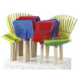 Rolly Toys Łopaty grabie pazurki Zestaw do prac ogrodowych