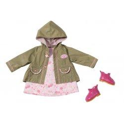 Zapf Creation Baby Annabell Zestaw ubranek na spacer dla lalki Deluxe
