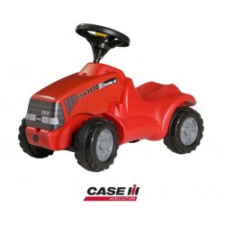 Rolly Toys Jeździk Case Traktor Klakson Ciche Koła