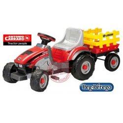 Traktor na Pedały Peg Perego Mini Tony Tigre TC