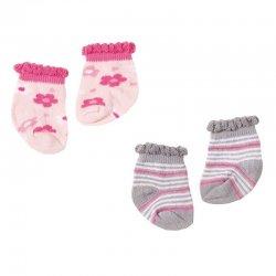 Baby Annabell Skarpetki 2 pary Zestaw A