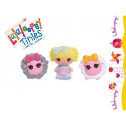 MGA Mini Tinies Lalaloopsy Laleczki do Kolekcji 3