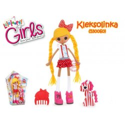 MGA Lalaloopsy Lalka Girls 24 cm Kleksolinka z zebrą