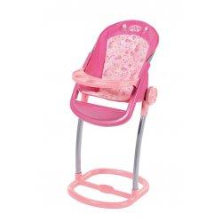 Zapf Creation BABY ANNABELL Krzesło do karmienia dla lalki