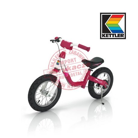 Rowerek biegowy Run Air Layana pompowane koła Kettler Runbike