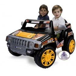 INJUSA Samochód NA Akumulator PICK UP Safari 12V