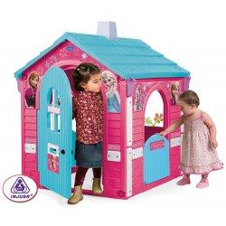 Injusa Domek Ogrodowy Frozen dla dzieci Kraina Lodu + Plastociasto Ciastkarnia Gratis