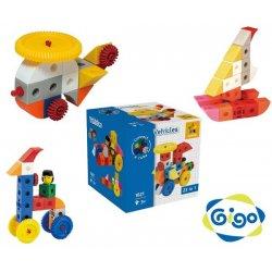 GIGO Pojazdy 50 elementów