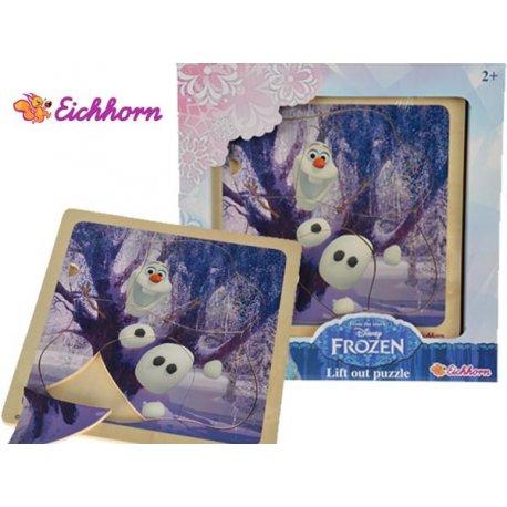 Eichhorn Kraina Lodu Frozen Olaf Puzzle Układanka