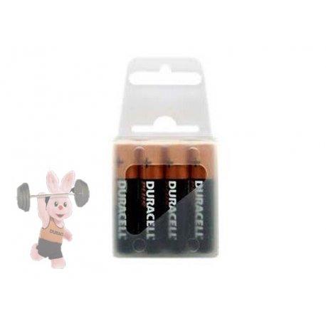 DURACELL Baterie alkaliczne LR03 - AAA - 4 szt.