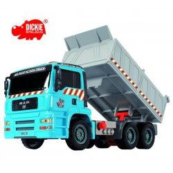 DICKIE Ciężarówka z pompką Air Pump 28 cm