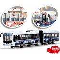 DICKIE Przegubowy Autobus City Express 46cm BIAŁY
