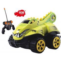 Dickie Pojazd Terenowy zdalnie sterowany Krokodyl Dino Amfibia