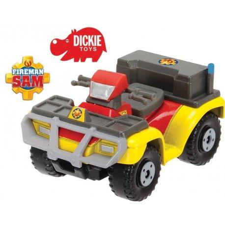 DICKIE Strażak SAM Metalowy Pojazd Mercury