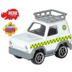DICKIE Strażak SAM Metalowy Pojazd Vet 4x4