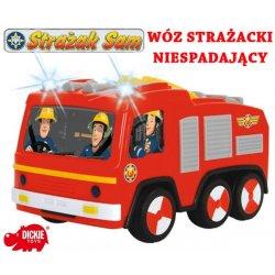 Dickie Samochód Strażaka Sama Jupiter Niespadajacy Reklama TV