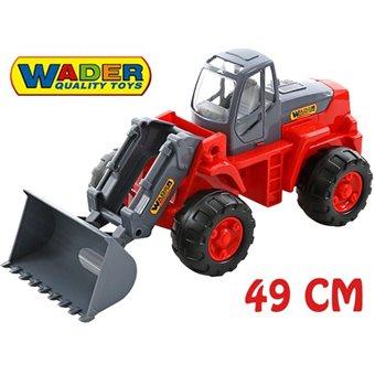 WADER Ładowarka Koparka traktor do piasku 49 cm