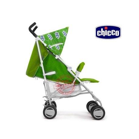 Chicco Wózek spacerówka parasolka London World Cup + pałąk folia pasy hamulec